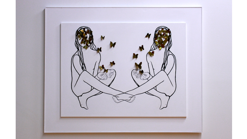 Mojee_Untitled(Butterflies)_Gallery