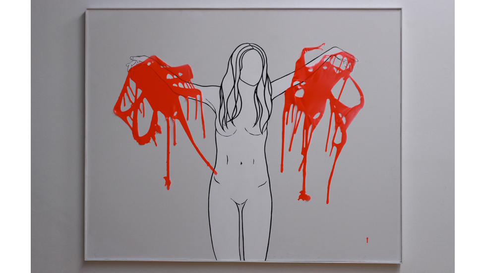 Mojee_Untitled(Red)_Gallery